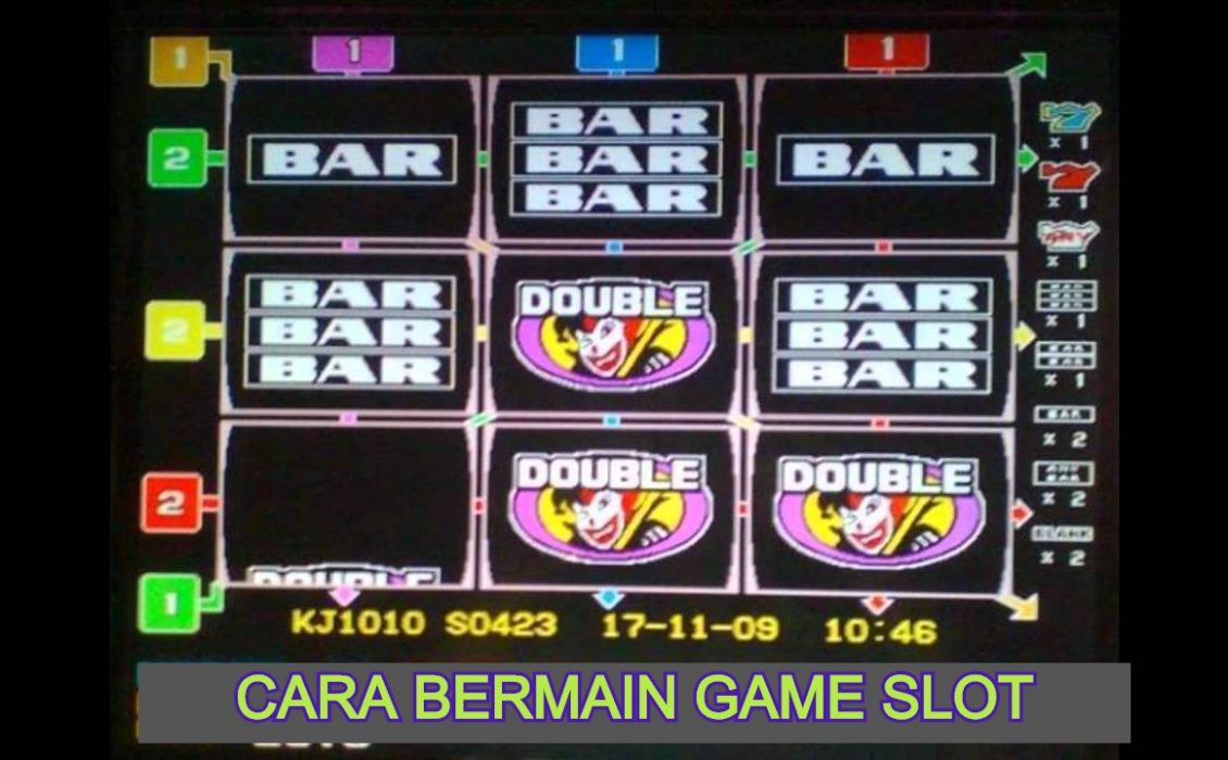 cara bemain game slot online